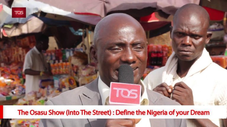 The Osasu Show : Reactions to Allegations of Human Rights Violations in Nigeria / TOS Foundation