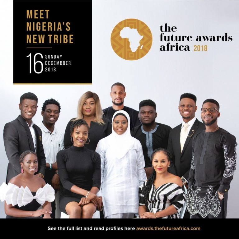 Simi, Ahmed Musa, others win at 2018 The Future Awards (Full list)